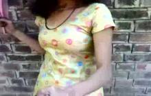 Desi girl fucked in public